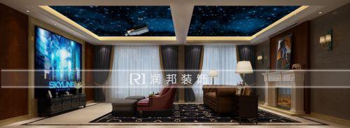 清揚康臣聯排別墅356平方歐式風格案例賞析
