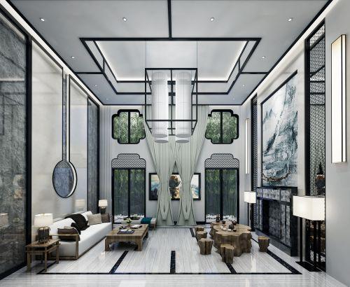 滟瀾新宸260平獨棟別墅設計