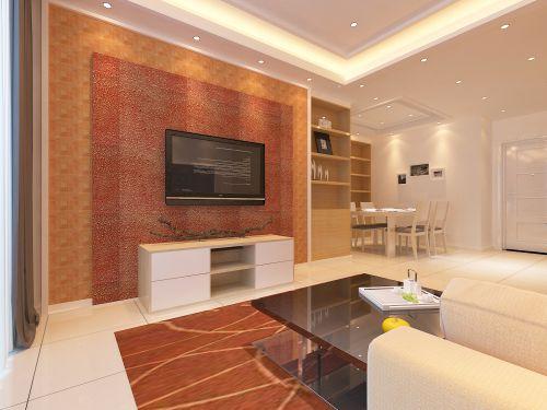 依澜雅居2室1厅78平米现代风格
