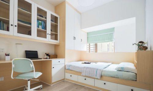 中海濱湖公館2室1廳89平米現代風格