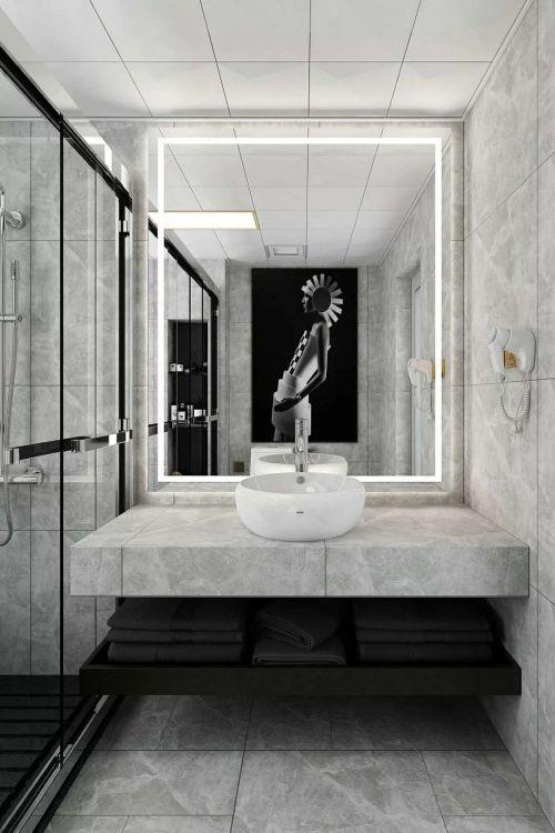 禹州天境3室2廳111平米現代風格