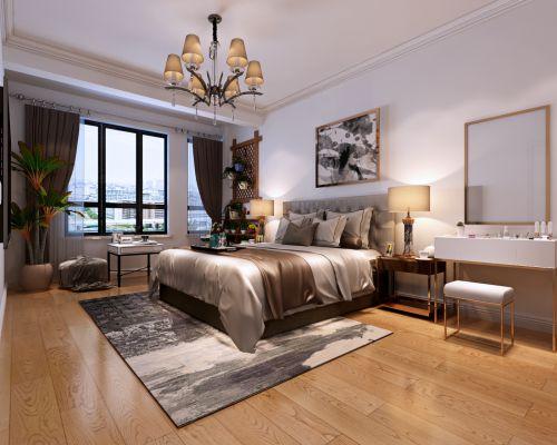 南山泰苑200平现代简约风别墅设计