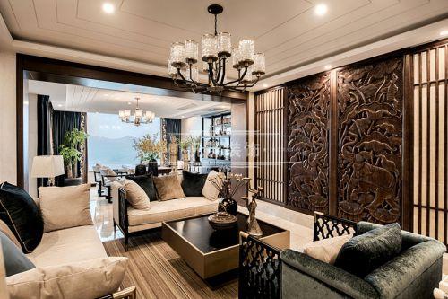 重庆华宇龙湾装修设计效果图案例