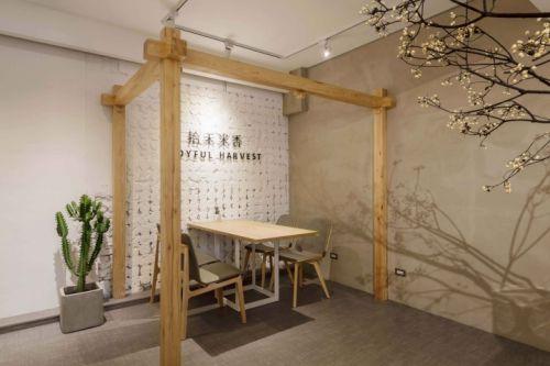 稻米香-主题餐厅设计