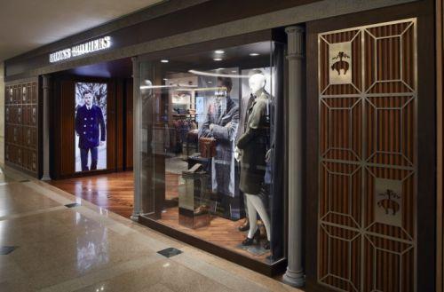 精品时装店装修设计-品质时装