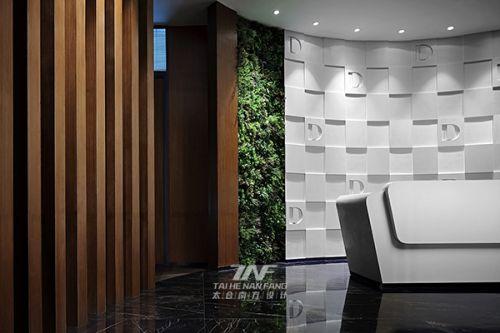 深圳天安云谷办公室设计