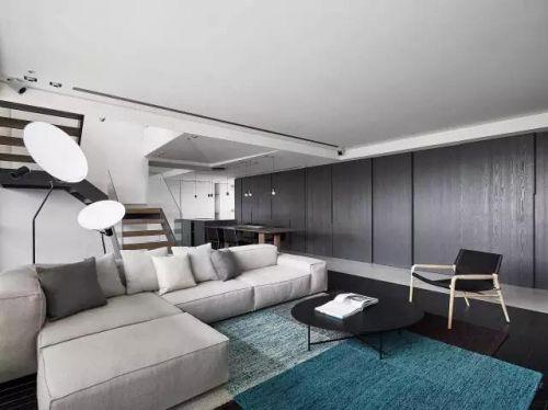 北新佳苑2室1厅80平米现代风格