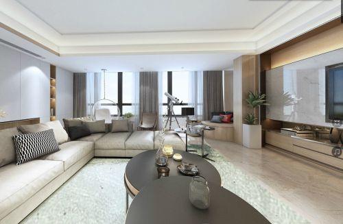 绿地太湖城3室2厅150平米现代风格