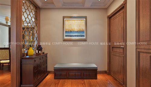 西江华府简美风格装修效果图,家解放心灵的净土