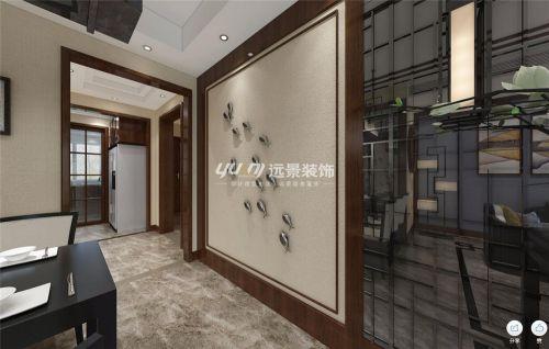 渝北约克郡|约克郡跃层130平装修方案-重庆远景装饰