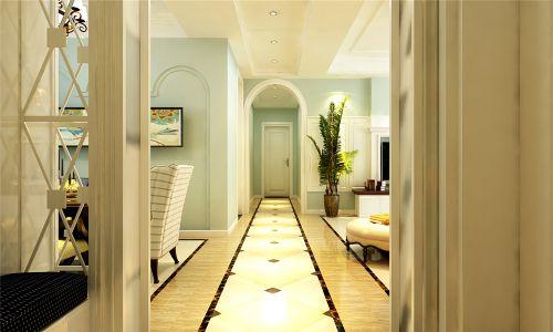 龙盘山四室两厅美式风格装修,新房怎么装修