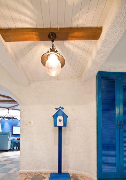 地中海蓝色风情~圣托里尼的天堂