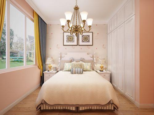 威海泰和府小区97平简美风格装修多少钱?