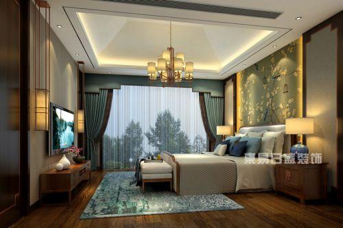 金房三径400㎡新中式装修风格,古典韵味与现代元素的完美融合