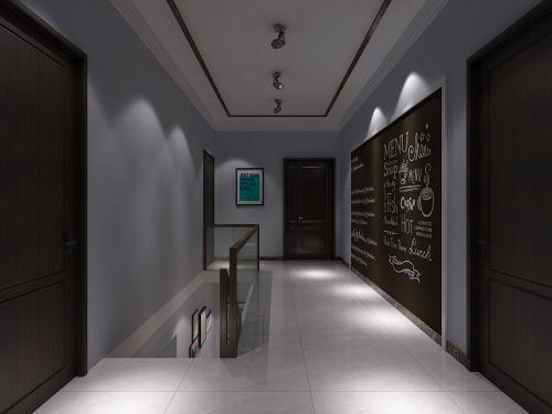 天然居5室3厅260平米简约风格