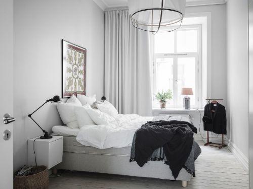 黑白色调极简风格