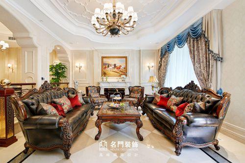 银亿东岸简欧风格别墅
