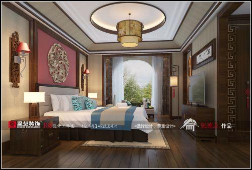 貴陽別墅裝修,中航城中式風格裝修設計推薦!