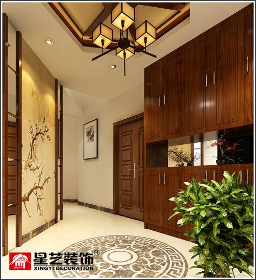 贵州星艺装修|金水港湾新中式风的韵味享受!