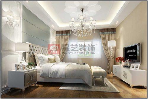 洋房装修|中铁逸都国际F区顶楼复式设计效果图分享!