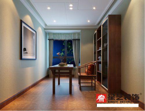 分享我家金龙国际花园简美式风格装修房子!