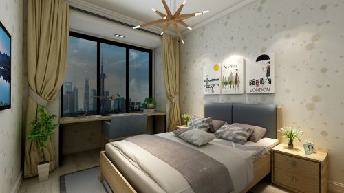 雅居乐星河湾4室2厅138平米现代风格