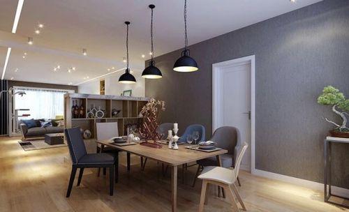 龙城壹号200平米舒适减压北欧风简约有温度的家!