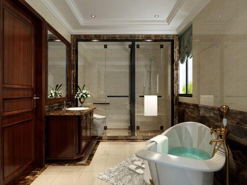 紫檀轩二期200平米四居室欧式风格
