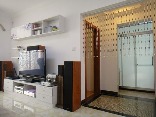 旭景兴园2室2厅80平米现代风格