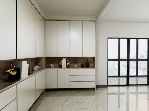御景华府3室2厅140平米现代风格
