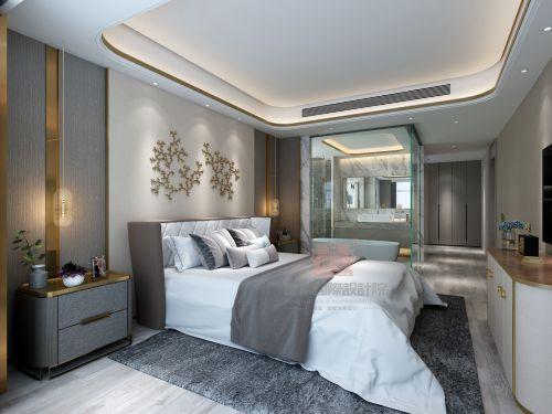 中洲央筑花园3室2厅120平米现代风格