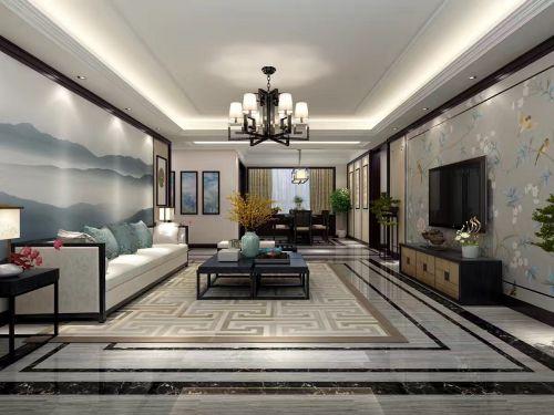 首创国际城三居室165平米