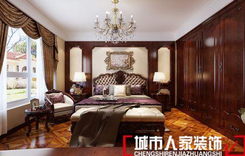 中天盛世观澜180平欧式风格,设计师吴洋
