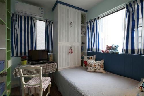星雨华府2室2厅100平米田园风格