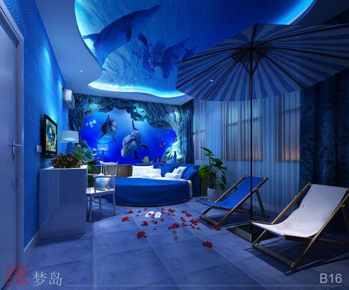 主题酒店设计案例-缘梦岛智慧酒店