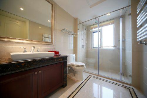 泛海国际樱海园5室3厅260平米新古典风格