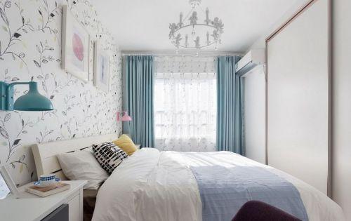 香榭兰庭2室2厅87平米欧式风格