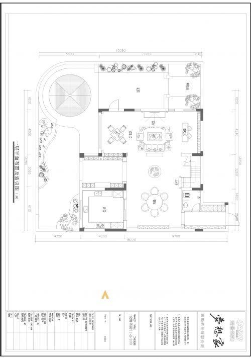 光华安纳溪湖装修设计|远景装饰公司|简欧风格设计