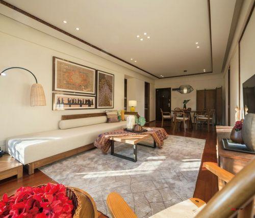 万象未央3室2厅135平米新古典风格