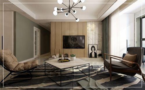 大尧风华盛景四室两厅现代风格装修效果图