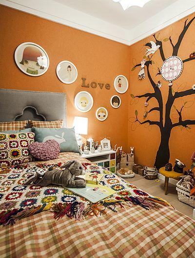 棕榈阳光1室1厅86平米宜家风格