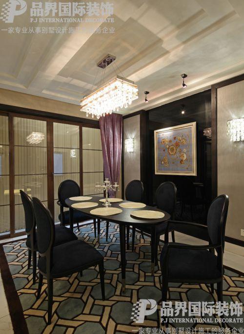 奥山别墅4室2厅360平米现代风格