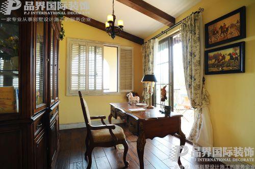 协信彩云湖别墅4室2厅280平米地中海风格