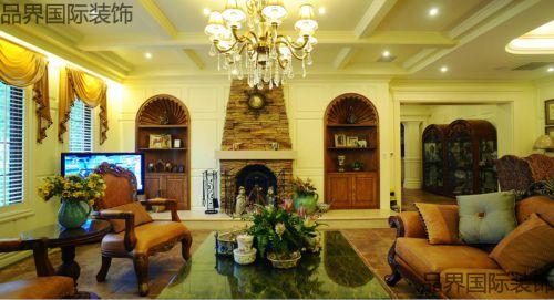 龙湖蓝湖郡4室2厅600平米美式风格