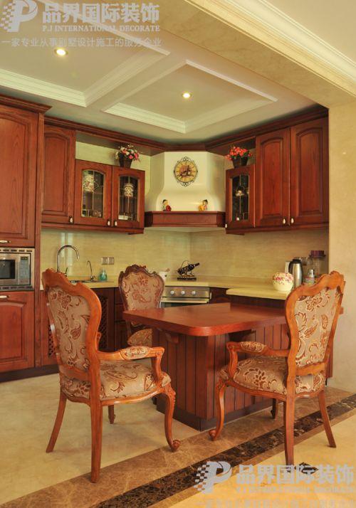 融科橡树澜湾4室2厅550平米欧式风格