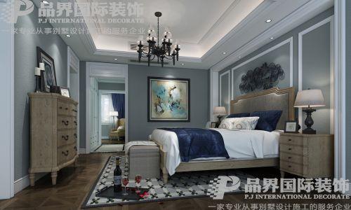 碧桂园4室2厅400平米美式风格