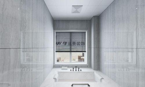 长嘉汇110平装修设计效果图-重庆远景装饰