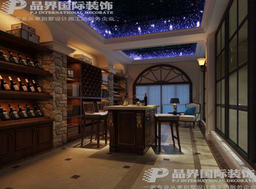 金碧天下4室2厅500平米欧式风格