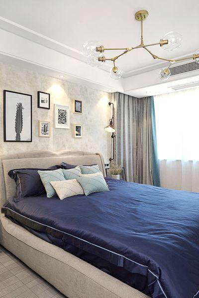 国润城3室2厅128平米简约风格