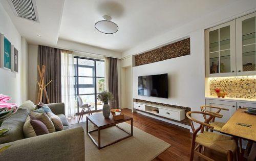 天都佳苑2室2厅115平米简约风格